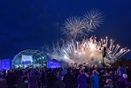 Battle Proms - Classical Summer Concert  for Two with Cheeseboard and Bottle of Wine