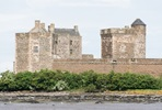 Blackness Castle, Three Bridges Cruise with Complimentary Cream Tea for Two