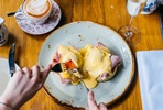 Brunch with Free-Flowing Prosecco for Two at Gordon Ramsay's Heddon Street Kitchen