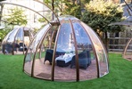 Champagne Afternoon Tea for Two in The Domes at Crowne Plaza London Kensington
