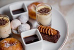 Charbonnel et Walker Chocolate Afternoon Tea for Two at The 5* May Fair Hotel
