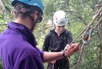 Climbing and Abseiling for Two in the Cairngorms National Park