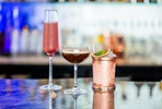 Cocktail Masterclass with Dinner for Two at the 5* May Fair Hotel