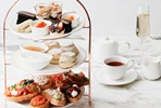 Italian and Spanish Inspired Champagne Afternoon Tea for Two at The 5* May Fair Hotel