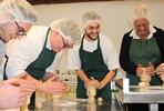 Evening Pork Pie Making Workshop at Brockleby's Bakery, Melton Mowbray