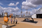Family Visit to The Historic Dockyard Chatham