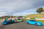 Five Supercar Thrill