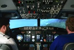 Flight Simulator Experience Aboard a Boeing 737 - 90 Minutes