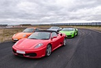 Four Supercar Thrill - Weekday