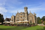 Gentleman's Afternoon Tea for Two at The Oakley Court, Windsor