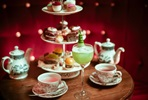 Bottomless Gin Afternoon Tea or Brunch for Two at MAP Maison
