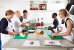 Vietnamese Cuisine Class at The Good Housekeeping Institute Cookery School