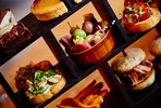 Italian Afternoon Tea for Two at Marco Pierre White's Bardolino, Birmingham