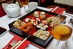 Japanese Afternoon Tea for Two at 5* Courthouse Hotel, London