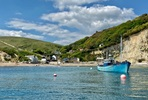 Jurassic Coast Private Boat Sightseeing Tour for up to 5 People