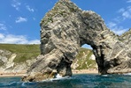 Jurassic Coast Sunset Private Boat Sightseeing Tour for up to 5 People