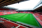 Liverpool FC Stadium Tour & Museum Entry for Two