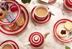 London Themed Afternoon Tea for Two at Biscuiteers Boutique