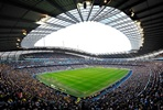 Manchester City Football Club Stadium Tour for One Adult and One Child