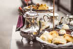 Middle Eastern Afternoon Tea for Two at Mamounia Lounge, Knightsbridge