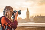 Photography Course and Tour of London's Iconic Landmarks