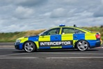 Police Car Track Driving Experience