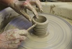 Pottery Wheel Experience with Poppins Pottery