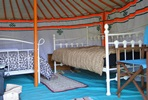 Two Night Yurt Break in Devon