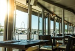 Riverside Three Course Dinner and Prosecco for Two on The Yacht, London