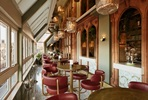 Sharing Platter with Champagne at Harrods Champagne Bar for Two