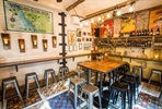 Sharing Tapas for Two at Rustic Spanish Bar Pepito