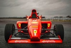 Single Seater Racing Car Driving Experience with Passenger Ride for Two