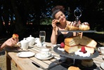 Sparkling Afternoon Tea for Two at The Grove, Norfolk