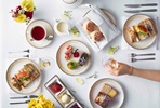 Themed Afternoon Tea for Two at the 5* Royal Garden Hotel, Kensington