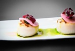 Three Course Japanese Champagne Lunch for Two at Fine Dining Restaurant, Kouzu