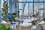 Three Course Lunch for Two at 20 Stories Rooftop Restaurant, Manchester