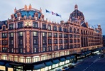 Three Course Lunch with Champagne for Two at The Grill at Harrods