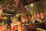 Three Course Meal for Two with Champagne Cocktail at London's Shaka Zulu