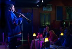 Three Course Sunday Lunch with Live Jazz for Two at Boisdale Belgravia