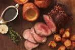 Two Course Sunday Roast with Bloody Mary Cocktail for Two at Gordon Ramsay's Savoy Grill