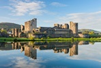 Three Day Welsh Castle Explorer Pass for Two