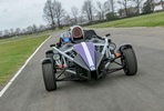 Triple Supercar Blast plus Ariel Atom Passenger Ride at Ingliston