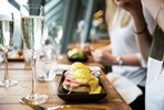 Two Course Brunch with Free-flowing Prosecco for Two at Gordon Ramsay's Bread Street Kitchen