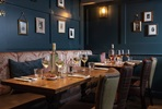 Two Course Meal with Wine for Two at White Brasserie Gastro Pubs