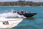 Ultimate Speed Powerboat Experience Aboard the Thunderbolt and Honda 150