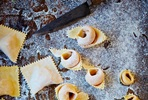 Unbeatable Filled Pasta Class at Jamie Oliver's Cookery School
