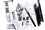 Urban Sketching Eight Part Online Course