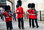 Visit the Tower of London and Two Course Meal with Wine at Brasserie Blanc for Two