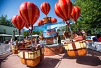 Visit to Drayton Manor Theme Park with Lunch for Two Adults and Two Children