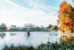 Visit to Kew Gardens with Thames River Cruise from Central London for Two
